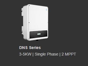 GoodWe DNS