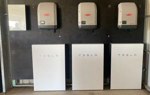 Tesla Off Grid